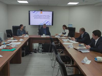 Заседание Экспертной группы при УРКС в сфере закупок Воронежской области 31 марта 2021